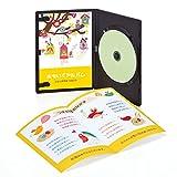 サンワサプライ インクジェットDVDトールケースインデックスカード JP-DVD7N
