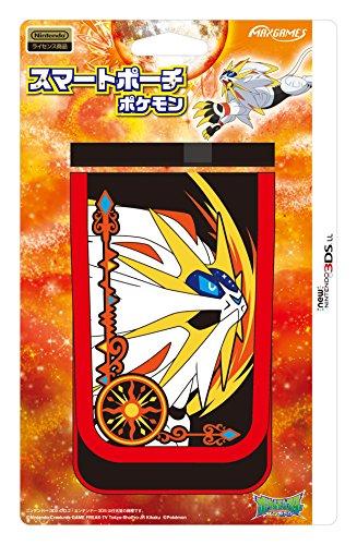 【ゲーム 買取】スマートポーチ ポケモン (ソルガレオ)