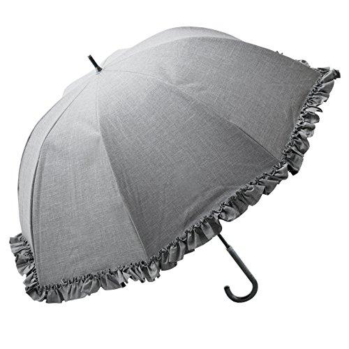 【Rose Blanc】100%完全遮光 日傘 シングルフリ...
