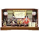 雛人形 吉徳 三五親王飾り 優美桜 HNY-605-325 吉徳大光