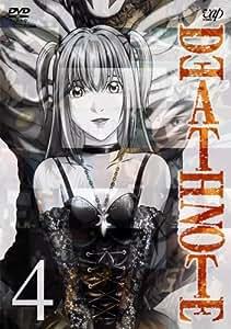 DEATH NOTE Vol.4 [DVD]