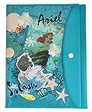 デルフィーノ B6手帳カバー ディズニー アリエル DZ-78026