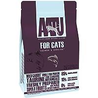 AATU(アートゥー) キャットフード サーモン & ニシン グレインフリー(穀物不使用) 3kg 成猫用