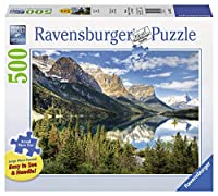 Beautiful Vista 500 PC Large Format Puzzle