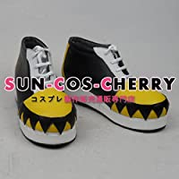 【サイズ選択可】コスプレ靴 ブーツ Z1-0475 ソウルイーター SOUL EATER ソウル=イーター 男性28CM