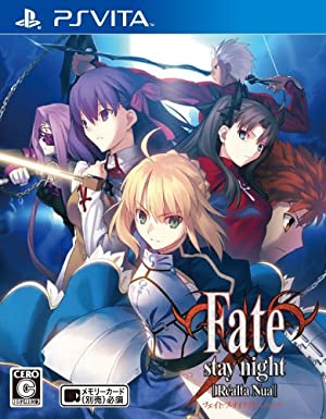 『Fate/stay night [Realta Nua]』