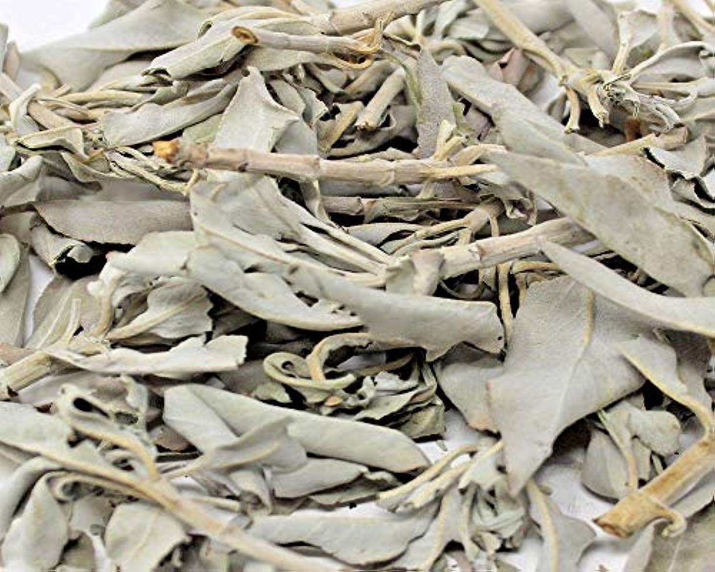 肌チョークコントロールホワイトセージLoose Leaves 3.5 Oz byボタニカAchaba