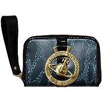 Vivienne Westwood ヴィヴィアンウエストウッド 財布 ラウンドファスナー 小銭入れ メタルプレート R442 新品正規品