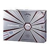 CHROME SOFT X ボール トリプル・トラック [White]