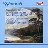 Stanford: Symphony No. 3 /Irish Rhapsody, No 5 by C.V. Stanford (2013-05-03)