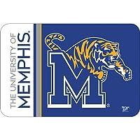 WinCraft Memphis Tigersフロアマット ブラック