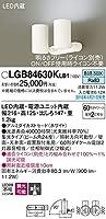 パナソニック(Panasonic) スポットライト LGB84630KLB1 調光可能 昼白色 ホワイト