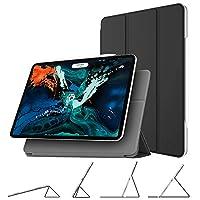 Fintie マグネットケース iPad Pro 12.9インチ 第3世代 2018年モデル用 [Apple Pencil第2世代充電モード対応] - [マルチアングルビューイング] マグネット付きスマートスタンドカバー 自動スリープ/スリープ解除機能付き EPAI093US