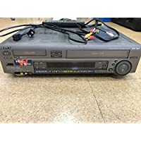 "SONY WV-ST1 S-VHSハイファイ/ステレオハイエイト""ダブルビデオ"""
