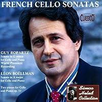 Ropartz : Cello Sonata