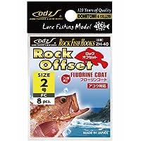 Dohitomi(土肥富) odz ZH-40 ロックオフセット FC 4/0 ZH-40