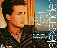 Free like the wind [Single-CD]