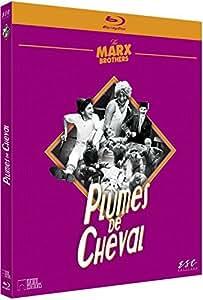 PLUMES DE CHEVAL [Blu-ray]