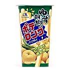 森永製菓 ポテロング ゆず胡椒 45g×10個