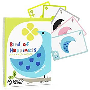カードゲーム バード・オブ・ハピネス