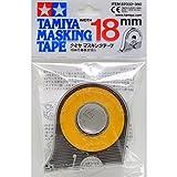 タミヤ マスキングテープ 18mm ケース入り 87032