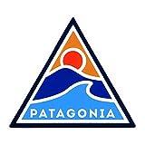 Patagonia パタゴニア ( patagonia ) ROLLING THRU STICKER 正規品 ステッカー デカール シール