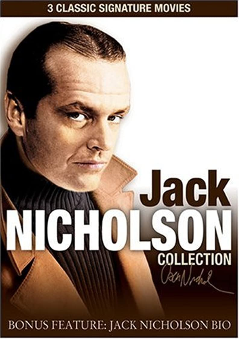 検出幸運なことに襲撃Jack Nicholson Collection [Import USA Zone 1]