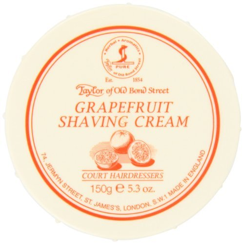 Taylor of Old Bond Street 150g Grapefruit Shaving Cream Bowl by Taylor of Old Bond Street [並行輸入品]
