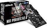 ASRock Intel H81チップセット搭載 ATXマザーボード H81 Pro BTC R2.0