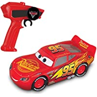 ディズニー?ピクサー カーズ ラジコンカー Cars Lightning McQueen Vehicle [並行輸入品]