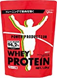 グリコ パワープロダクション ホエイプロテイン WPI プレーン味 1kg