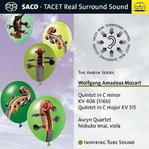 Mozart: Quintet in C Minor/Qui
