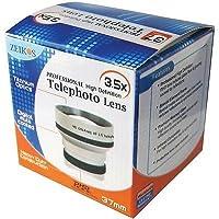 3.5X HD望遠レンズfor Canon hf10、Canon hf100、Canon hf11、Canon hf20、Canon hf200、Canon hf21、Canon hfm30、Canon hfm300