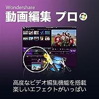 Wondershare Filmora動画編集プロ for Win [ダウンロード]