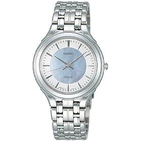 SEIKO (セイコー) 腕時計 DOLCE&EXCELINE ドルチェ&エクセリーヌ エコテックソーラー SADR003 秒針つき メンズ