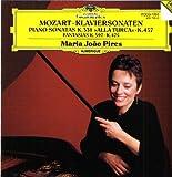 モーツァルト:ピアノ・ソナタ第11番