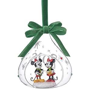 【 ディズニー 公式 】 2016 クリスマス 限定 オーナメント  ミッキー & ミニー ( Disney プレゼント ギフト グッズ )正規品