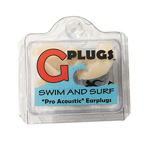 耳栓 G-Plug ジープラグ/サーフィン サーファースイヤ...