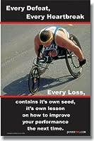 Every Defeat、すべてHeartbreak、すべて損失–教室Motivational Poster