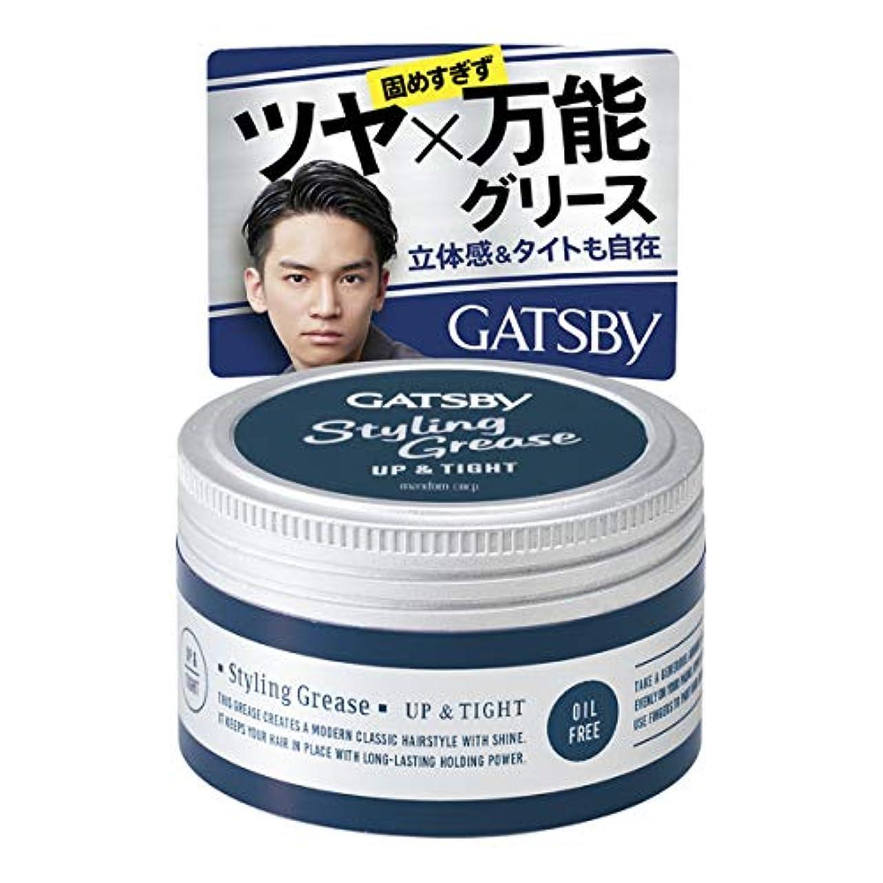 タイマー肉冗長GATSBY(ギャツビー) スタイリンググリース アッパータイト 100g