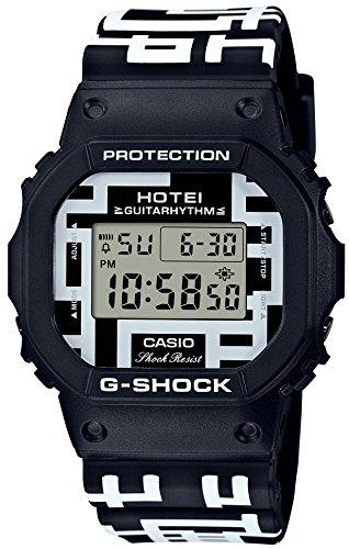 [カシオ]CASIO 腕時計 G-SHOCK ジーショック 布袋寅泰タイアップモデル HOTEI35th ANNIVERSARY GUITARHYTHM MODEL DW-5600HT-1JR メンズ