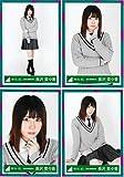 欅坂46 5thシングル 避雷針 MV衣装 ランダム生写真 4種コンプ 長沢菜々香