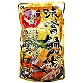愛媛うまいもの販売 味噌鍋の素(炙り真鯛だし) 700g×12袋
