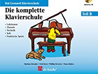 Hal Léonard Klavierschule Die Komplette Schule B Piano+CD