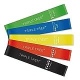 TRIPLE TREE エクササイズバンド トレーニングチューブ