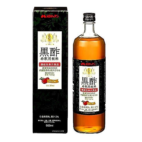 メロディアン『黒酢希釈用飲料』