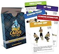 CAGE Cardio Bodyweight Fight Deck: Workout Cards for MMA Training and Martial Arts - Short and Effective MMA Workouts [並行輸入品]