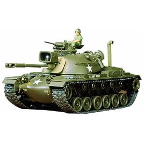 タミヤ 1/35 ミリタリーミニチュアシリーズ No.120 アメリカ陸軍 M-48A パットン 戦車 プラモデル 35120