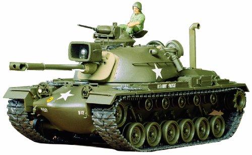 1/35 ミリタリーミニチュアシリーズ M-48Aパットン