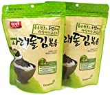 韓国のり・ヤンバン海苔 1BOX(70g * 8袋)青海苔石海苔炒め海苔 韓国産 最低価格 人気商品 韓国味付けのり 格安 超特価 BIGセール 速い配送